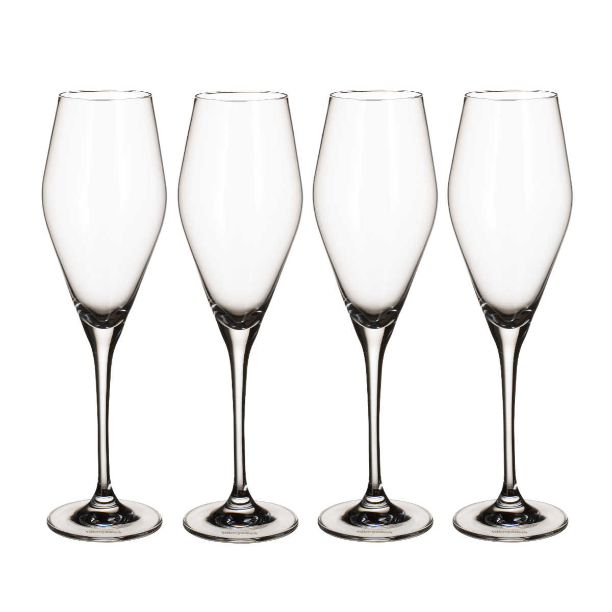 La Divina Champagne Flute Set of 4 260ml