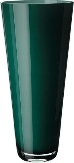 Verso Vase Small Emerald Green