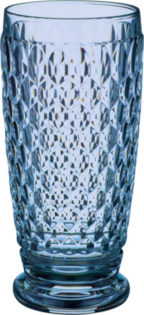 Boston Highball Tumbler Blue 400ml