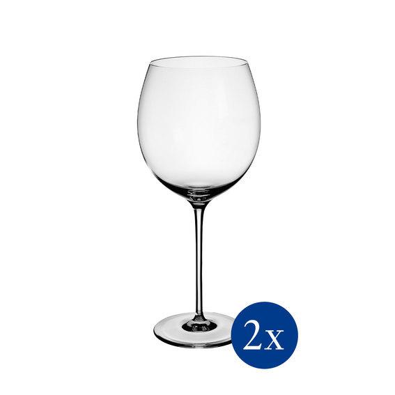 Allegorie Premium Burguandy Set of 2