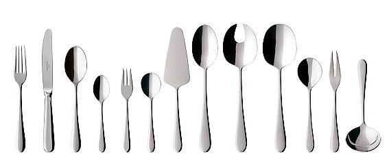 Oscar Cutlery Set 68 Piece