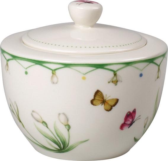 Colourful Spring Sugar Bowl 300ml