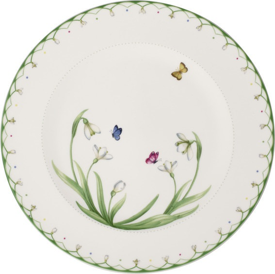 Colourful Spring Buffet Plate 32cm